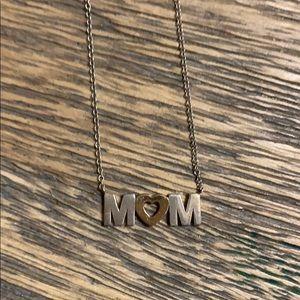 Tiffany & Co MOM Necklace